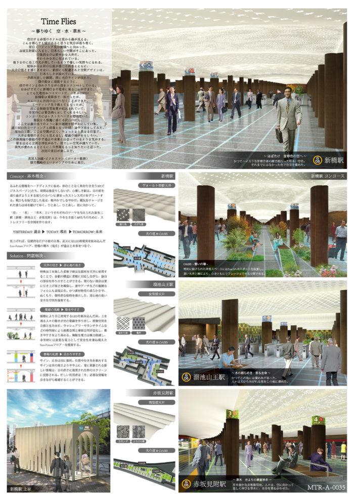 銀座線ビジネスエリア駅